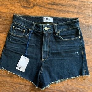 Paige | High-Rise Shorts Size 28